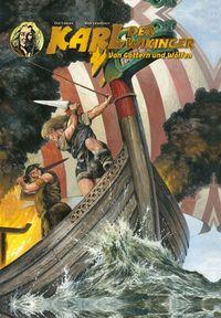 Karl der Wikinger 2: Von Göttern und Wölfen  - Klickt hier für die große Abbildung zur Rezension