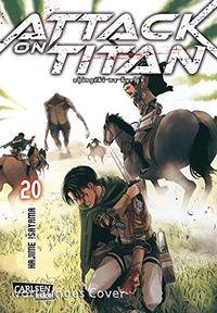 Attack on Titan 20 - Klickt hier für die große Abbildung zur Rezension