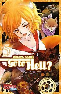 Does Yuki go to Hell? 5 - Klickt hier für die große Abbildung zur Rezension