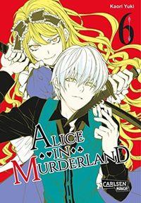 Alice in Murderland 6 - Klickt hier für die große Abbildung zur Rezension