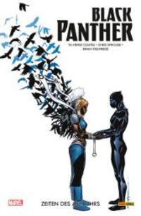 Black Panther 3: Zeiten des Aufruhrs - Klickt hier für die große Abbildung zur Rezension