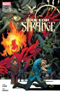 Doctor Strange 4: Blut im Äther - Klickt hier für die große Abbildung zur Rezension
