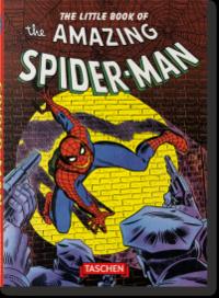 The little Book of Spider-Man - Klickt hier für die große Abbildung zur Rezension