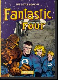 The little Book of the Fantastic Four - Klickt hier für die große Abbildung zur Rezension