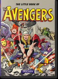 The little Book of the Avengers - Klickt hier für die große Abbildung zur Rezension