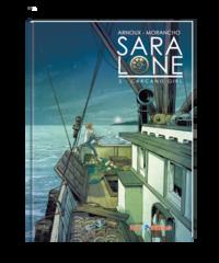 Sara Lone 2: Carcano Girl - Klickt hier für die große Abbildung zur Rezension