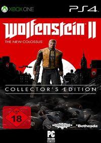 Wolfenstein II: The New Colossus - Klickt hier für die große Abbildung zur Rezension