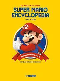 Super Mario Encyclopedia - Die ersten 30 Jahre - Klickt hier für die große Abbildung zur Rezension