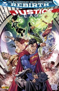 Justice League 4 - Klickt hier für die große Abbildung zur Rezension