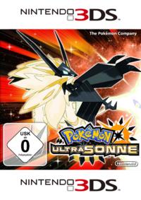 Pokémon Ultrasonne/ Ultramond - Klickt hier für die große Abbildung zur Rezension