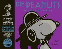 Die Peanuts-Werkausgabe Band 23: 1995-1996 - Klickt hier für die große Abbildung zur Rezension