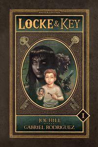 Locke & Key - Master Edition Band 1 - Klickt hier für die große Abbildung zur Rezension