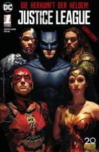 Justice League Special 1 - Klickt hier für die große Abbildung zur Rezension