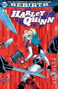 Harley Quinn (Rebirth) 4: Niedere Regionen   - Klickt hier für die große Abbildung zur Rezension