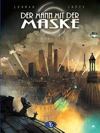 Der Mann mit der Maske 1: Anomalien  - Klickt hier für die große Abbildung zur Rezension