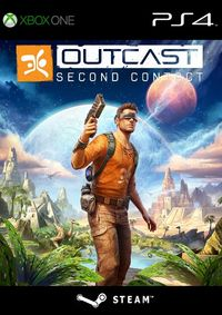 Outcast - Second Contact - Klickt hier für die große Abbildung zur Rezension