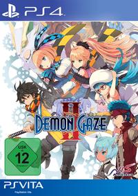 Demon Gaze II - Klickt hier für die große Abbildung zur Rezension