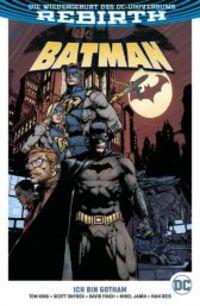 Batman 1: Ich bin Gotham - Klickt hier für die große Abbildung zur Rezension
