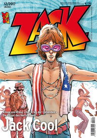 Zack 222 - Klickt hier für die große Abbildung zur Rezension