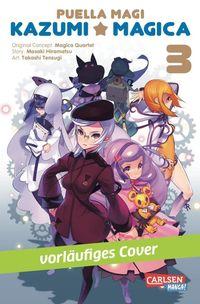 Puella Magi Kazumi Magica 3 - Klickt hier für die große Abbildung zur Rezension