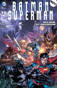 Batman/Superman 2: Monguls Todesspiel - Klickt hier für die große Abbildung zur Rezension