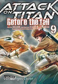 Attack on Titan – Before the Fall 9 - Klickt hier für die große Abbildung zur Rezension