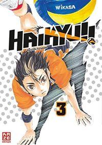 Haikyu!! 3 - Klickt hier für die große Abbildung zur Rezension