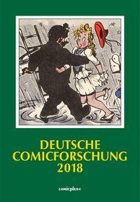 Deutsche Comicforschung 2018 - Klickt hier für die große Abbildung zur Rezension