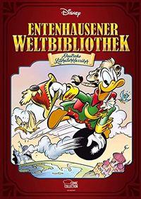 Entenhausener Weltbibliothek 01: Deutsche Literaturklassiker - Klickt hier für die große Abbildung zur Rezension
