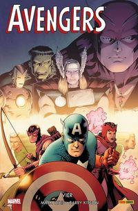 Avengers: Vier - Klickt hier für die große Abbildung zur Rezension