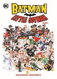 Batman: Little Gotham 2 - Klickt hier für die große Abbildung zur Rezension