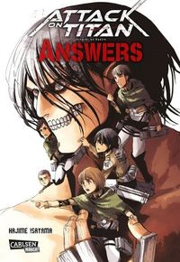 Attack on Titan ANSWERS