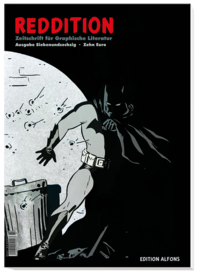 Reddition 67: Dossier Die großen Batman-Klassiker - Klickt hier für die große Abbildung zur Rezension