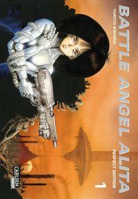 Battle Angel Alita Perfect Edition 1 - Klickt hier für die große Abbildung zur Rezension