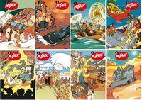 Taschen Mosaik 1 bis 8 - Klickt hier für die große Abbildung zur Rezension