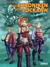 Die Chroniken von Lockann 1 - Klickt hier für die große Abbildung zur Rezension