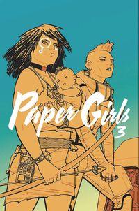 Paper Girls 3 - Klickt hier für die große Abbildung zur Rezension