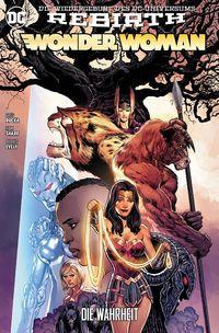 Wonder Woman (Rebirth) 3: Die Wahrheit - Klickt hier für die große Abbildung zur Rezension
