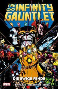 The Infinity Gauntlet: Die ewige Fehde  - Klickt hier für die große Abbildung zur Rezension