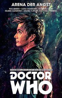 Doctor Who – Der zehnte Doktor 5: Arena der Angst - Klickt hier für die große Abbildung zur Rezension
