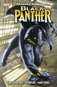 Marvel Knights: Black Panther - Klickt hier für die große Abbildung zur Rezension