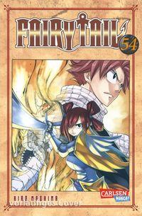 Fairy Tail 54 - Klickt hier für die große Abbildung zur Rezension
