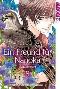 Ein Freund für Nanoka – Nanokanokare 8  - Klickt hier für die große Abbildung zur Rezension