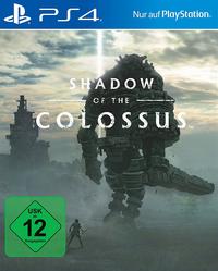 Shadow of the Colossus (PS4) - Klickt hier für die große Abbildung zur Rezension