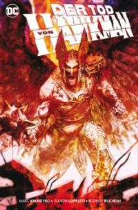 Der Tod von Hawkman