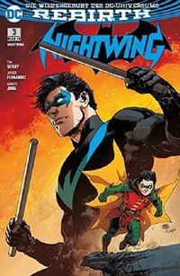 Nightwing (Rebirth) 3: Nightwing muss sterben! - Klickt hier für die große Abbildung zur Rezension