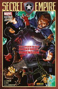Secret Empire 2: Gefangen in der Darkforce Dimension  - Klickt hier für die große Abbildung zur Rezension
