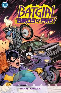 Batgirl – Birds of Prey Megaband 1: Wer ist Oracle?