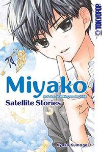 Miyako – Auf den Schwingen der Zeit: Satellite Stories - Klickt hier für die große Abbildung zur Rezension