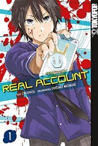 Real Account 1 - Klickt hier für die große Abbildung zur Rezension